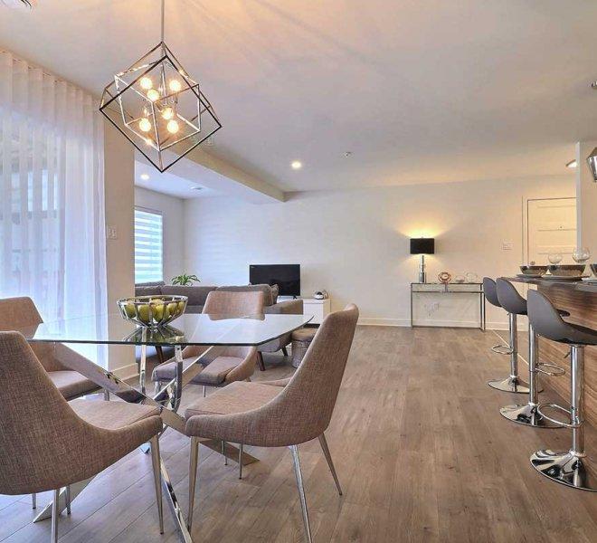 Projet Chambéry - Cuisine et salle à manger