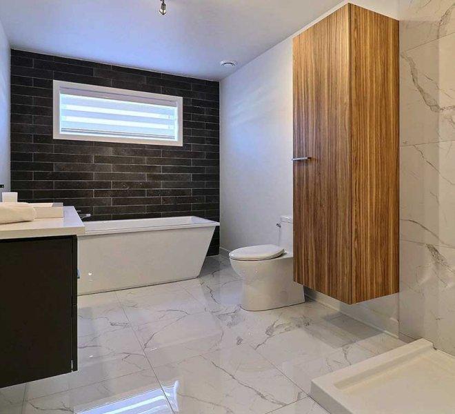 Projet Chambéry - Salle de bain